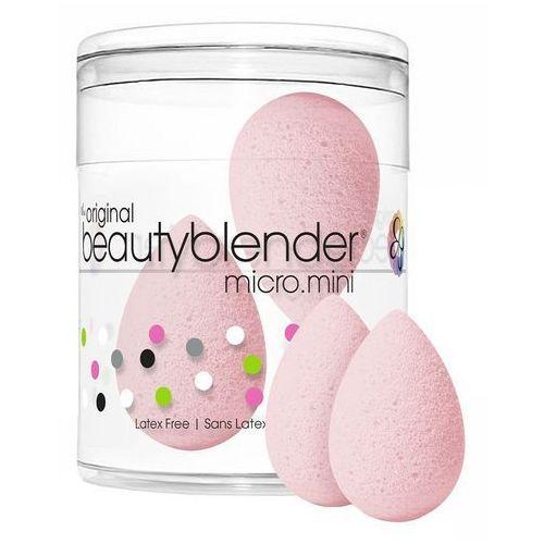 Beauty Blender Bubble Micro Mini Rose | 2 miniaturowe gąbeczki do makijażu