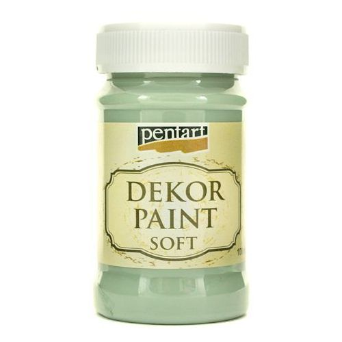 Farba dekor paint soft 100 ml - drzewo oliwkowe - drzeoliw marki Pentart