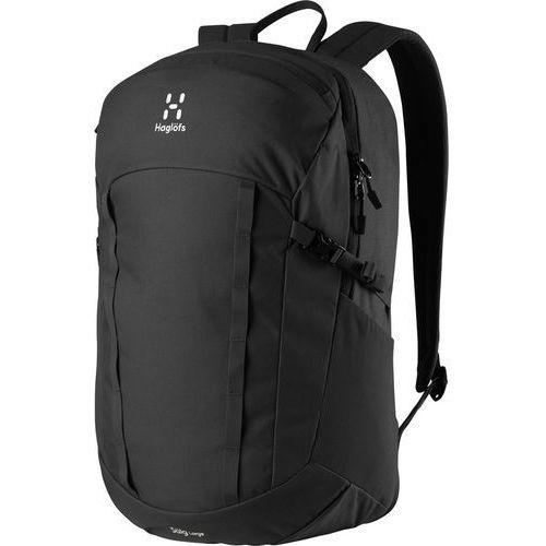 Haglöfs Sälg Plecak Large 20l czarny 2018 Plecaki szkolne i turystyczne