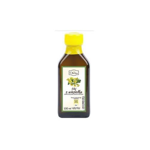 Olej z wiesiołka tłoczony na zimno 100ml - olvita marki Ol'vita