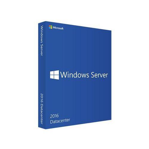 Windows server 2016 datacenter 32/64 bit marki Microsoft