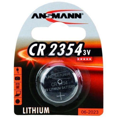 Ansmann Bateria guzikowa, 3V, CR 2354 (1516-0012) Darmowy odbiór w 21 miastach! (4013674025572)