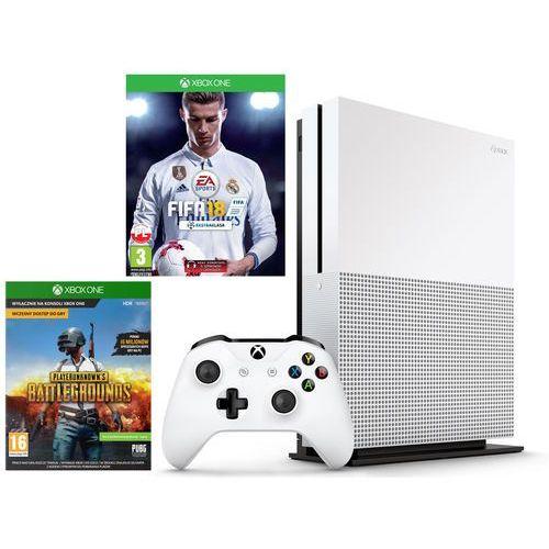 Konsola Microsoft Xbox One S 1TB - OKAZJE