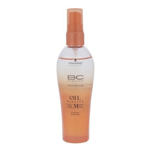 Schwarzkopf professional bc bonacure hairtherapy oil miracle oil mist (wosy grube) 100 ml