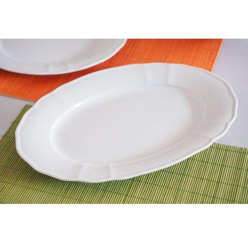 Lubiana maria biała półmisek owalny 33 cm marki Lubiana / maria