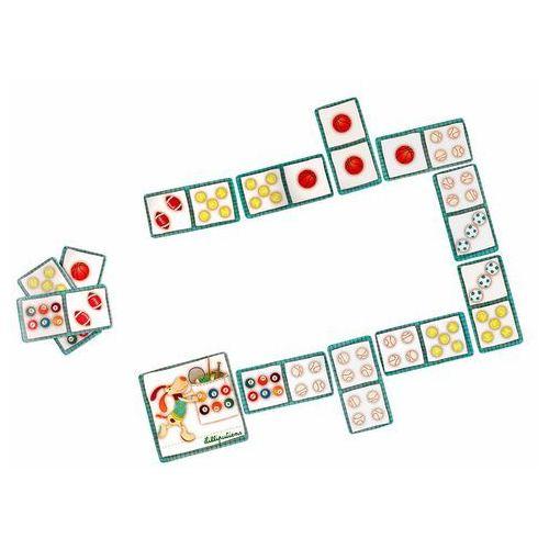 Lilliputiens Domino - pies jef l86431