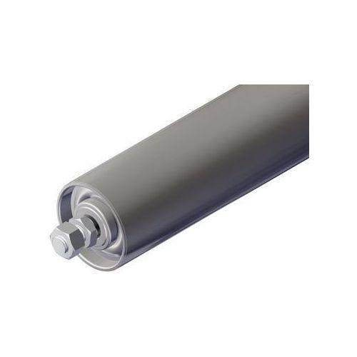 Rolka nośna ze stali, Ø rolki 60 mm, gwintowana oś M 12x20, dł. 1000 mm. Do prze