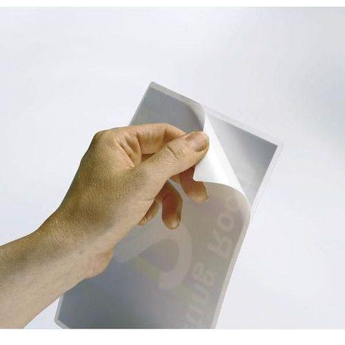 Gbc Koszulki do laminowania, samoprzylepne, grubość folii 125 µm, na din a4, opak. 1