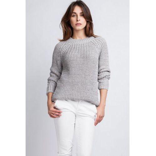 kriss swe 076 szary sweter marki Mkmswetry