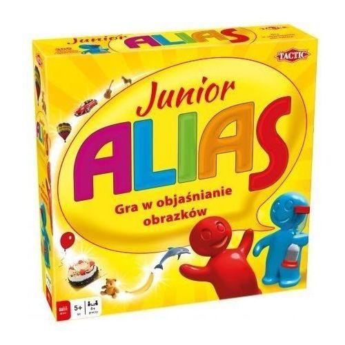 Alias Junior: Gra w objaśnianie obrazków (6416739531830)