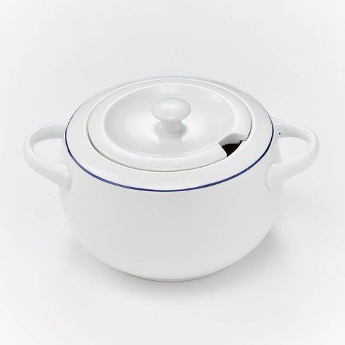 Waza do zupy porcelanowa KONESER - 3,3 l