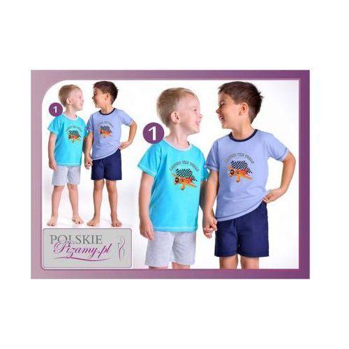 Piżama dziecięca samuel: turkus marki Taro
