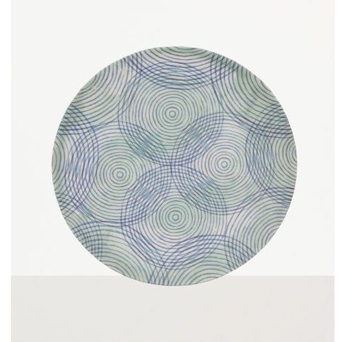 Urban Nature Culture UNC talerz bambusowy Colourful circles 104747 (8719743823112)