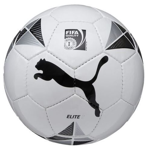 Piłka nożna Pro Training White-Green 08249101 (4053986215636)