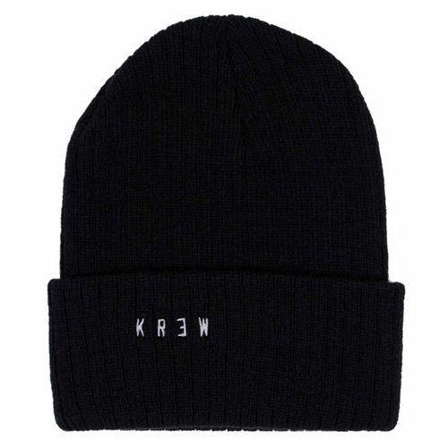 czapka zimowa KREW - Ventura Beanie Black (BLK) rozmiar: OS