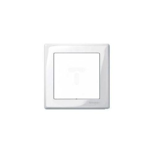 Merten M-Smart Ramka pojedyncza biel polarna MTN478119 SCHNEIDER ELECTRIC