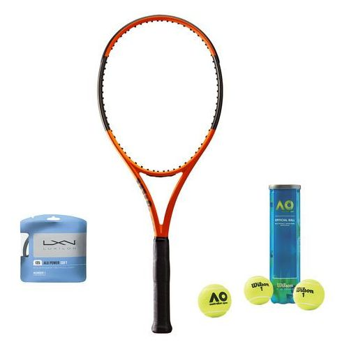 Wilson  burn 100 countervail reverse limited edition