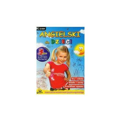OKAZJA - Angielski dla dzieci – 3 części (pakiet)