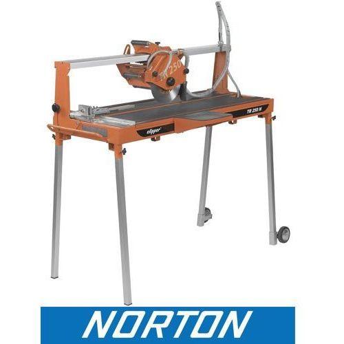 Norton clipper tr250 h piła pilarka przecinarka do ceramiki glazury płytek budowlana ewimax - oficjalny dystrybutor - autoryzowany dealer norton clipper (5450248398899)