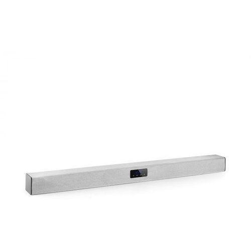 auna Areal Bar 150 Soundbar (projektor dźwiękowy) Bluetooth USB SD 2 x AUX z pilotem srebrny (4260457483887)