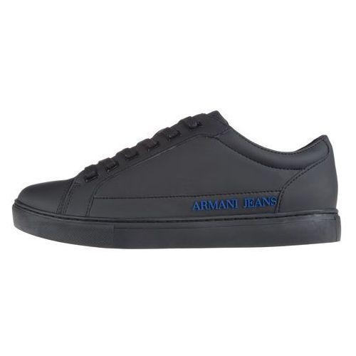 Armani Jeans Tenisówki Czarny 41, kolor czarny