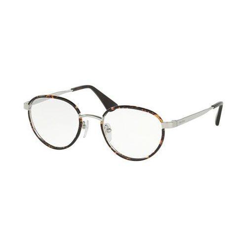 Prada Okulary korekcyjne pr57svd asian fit 2au1o1