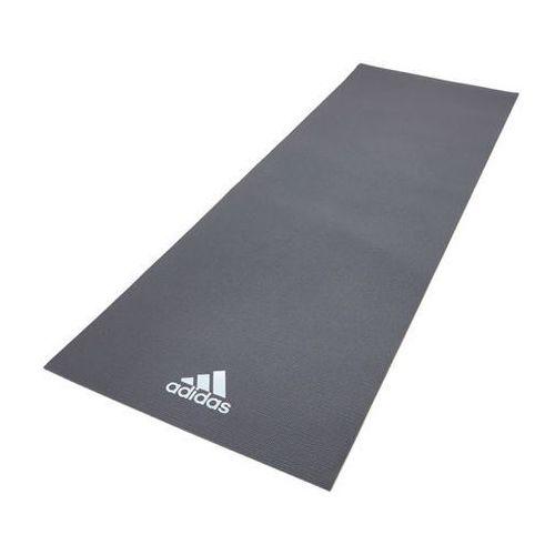 Adidas - adyg-10400dg - mata do jogi 4 mm - grafitowy