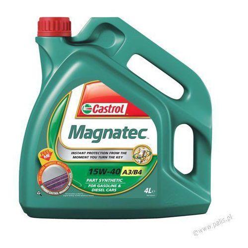 Olej Castrol Magnatec 15W40 4 litry !ODBIÓR OSOBISTY KRAKÓW! lub wysyłka