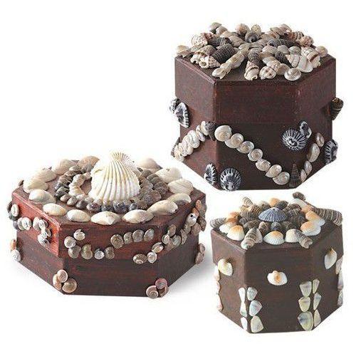 Shellbound 2 Zestaw szkatułek do zdobienia (8906022394580)