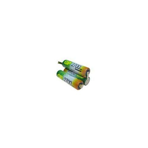 Zamiennik Bateria moser 1871-0055 1871-0057 do golarki chromstyle 2700mah 9.7wh 3,6v nimh (powiększona pojemność)