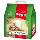 JRS Cat's Best Eco Plus - żwirek dla kota drewniany zbrylający 60l (25,8kg)