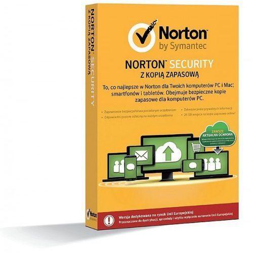 Symantec norton security with backup 1u 10dev 1r