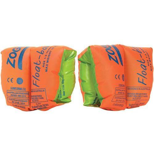 Zoggs float bands dzieci zielony/pomarańczowy 6-12 lat 2018 akcesoria pływackie i treningowe (0749266012081)
