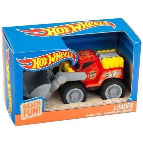Buldożer Hot Wheels 1:24 (4009847024442)