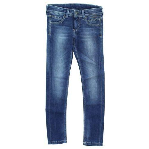 Pepe jeans  dżinsy dziecięce niebieski 10 lat