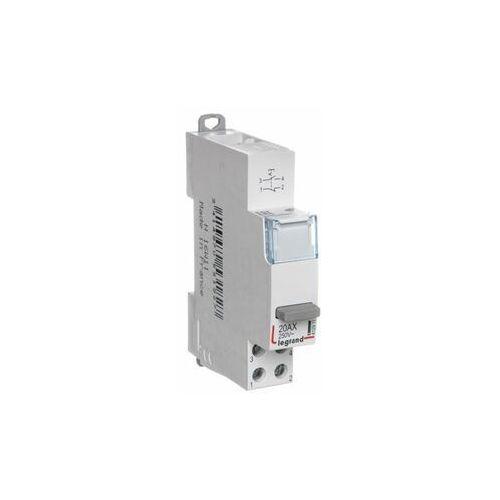 Łącznik modułowy bistabilny 1Z 1R 20A 250V AC LP412 412911