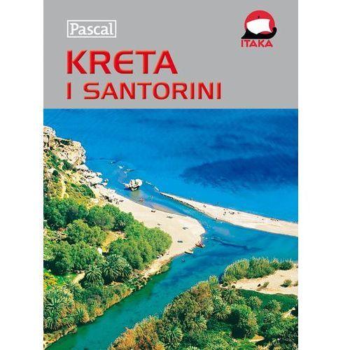 Kreta i Santorini Przewodnik ilustrowany (opr. miękka)