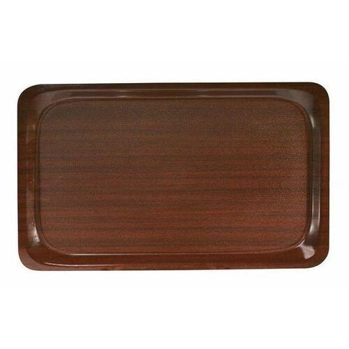 taca antypoślizgowa drewniana | różne wymiary | 430 - 610mm - kod product id marki Hendi