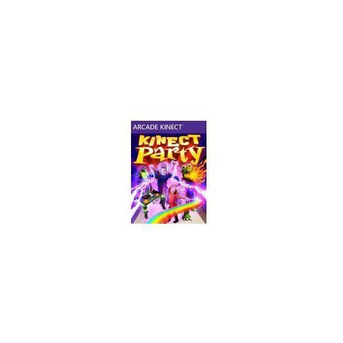 OKAZJA - Kinect Party (Xbox 360)