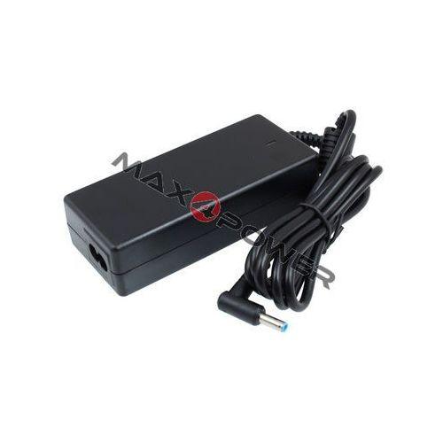 Zasilacz ładowarka do laptopa HP | 19.5V 4.62A wtyk 4.5x3.0mm + pin 90W | 710413-001 709986-003 ppp012cs 709986-002 adp-90wh d hstnn-la13 710414-001 709986-001 hstnn-ca13, AAC195V462A4530P