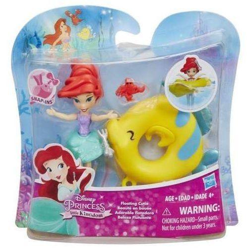 disney princess mini pływające laleczki, arielka marki Hasbro
