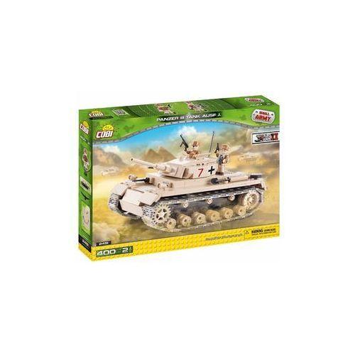 armia panzer iii au sf. 400 klniemiecki czoł marki Cobi