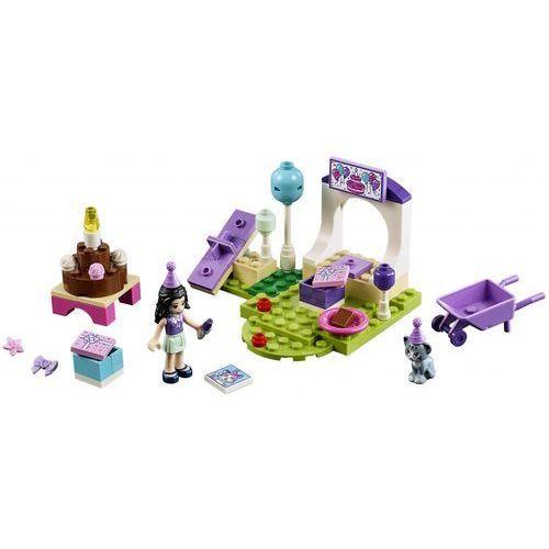10748 PRZYJĘCIE DLA ZWIERZAKÓW EMMY (Emma's Pet Party) - KLOCKI LEGO JUNIORS