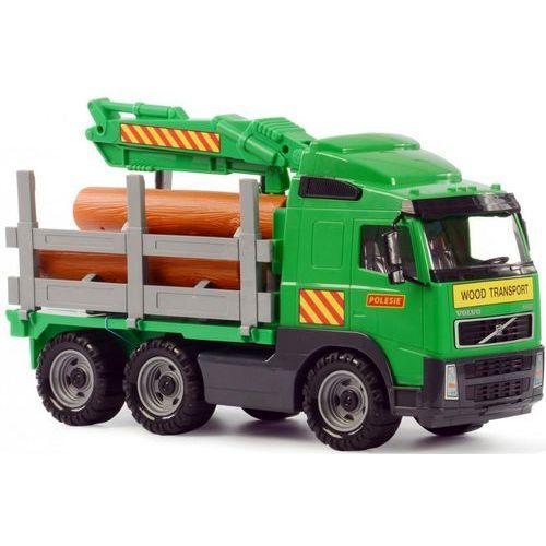 Volvo Samochód do przewozu drewna, siatka (4810344008756)