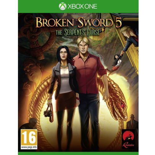Broken Sword 5 The Serpent's Curse (Xbox One)