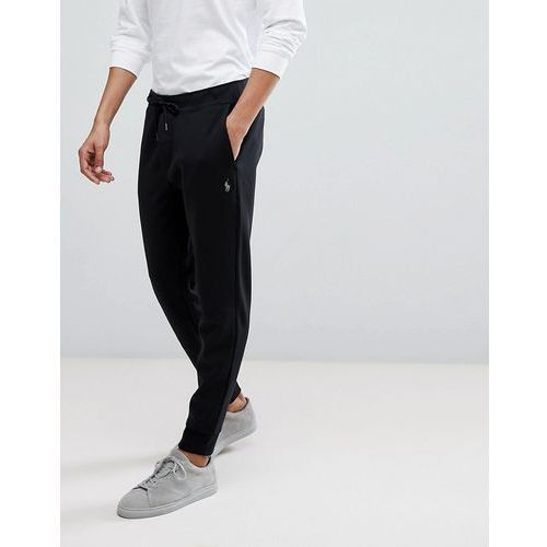 Polo Ralph Lauren player logo slim fit cuffed jogger in black - Black, w 4 rozmiarach