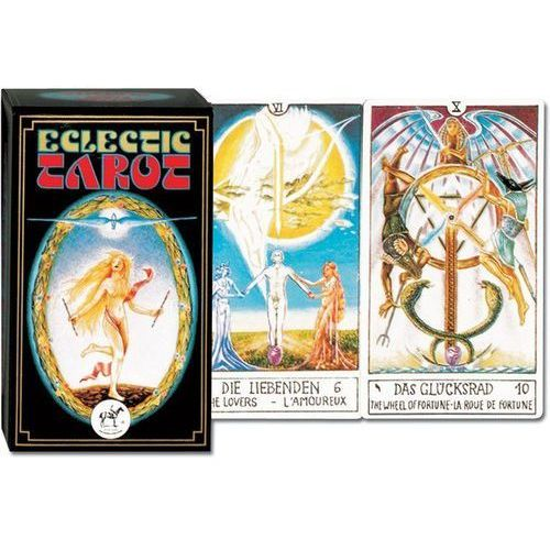 Tarot Eclectic karty do wróżenia (9001890194313)