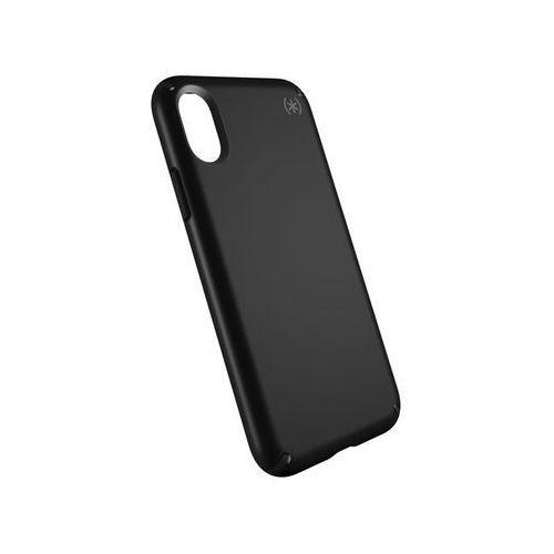 Speck Presidio - Etui iPhone X (Black/Black), kolor czarny