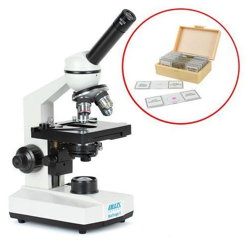 Delta optical Mikroskop  biostage ii p15