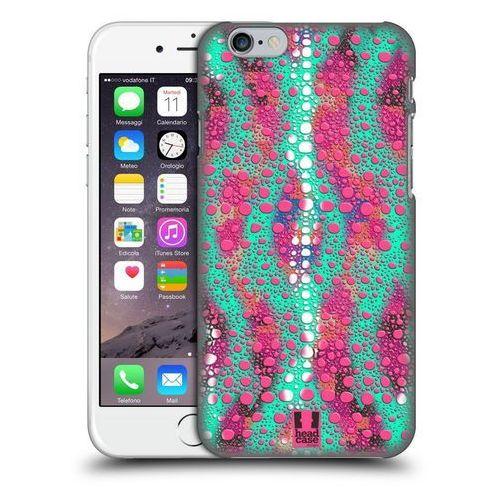 Etui plastikowe na telefon - Chameleon Skin Patterns MINT AND PINK